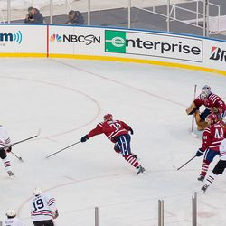 Kane WIth Last Second Winter Classic Chance