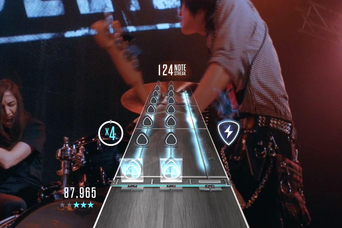 Guitar Hero Live's Guitar Hero TV to shut down, dramatically
