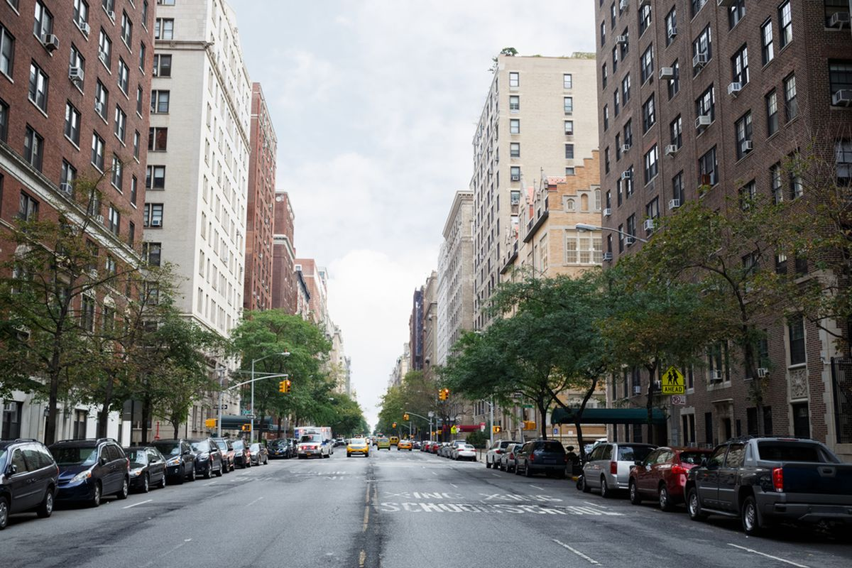 This new map demystifies NYC curb rules - Curbed NY