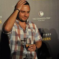 David Myers of Comme Ça