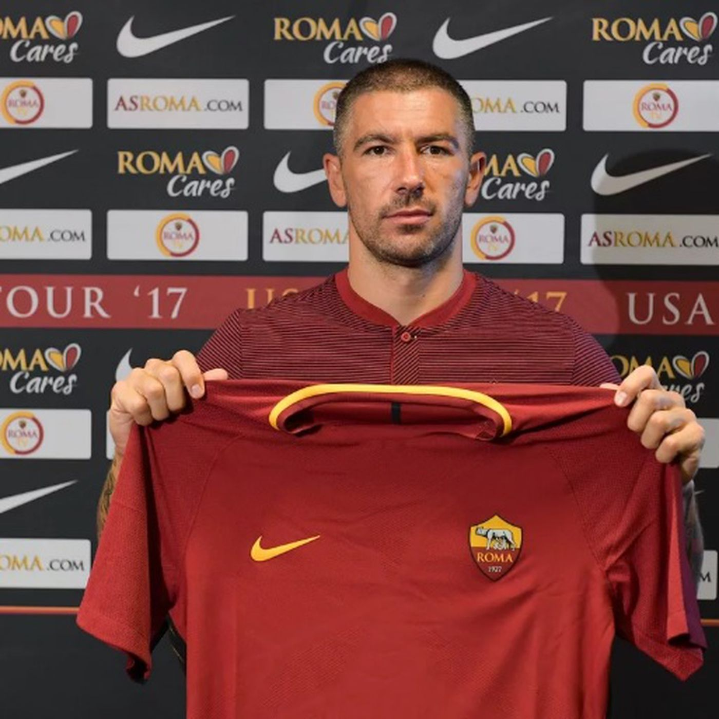 Official: Roma Signs Aleksandar Kolarov - Chiesa Di Totti