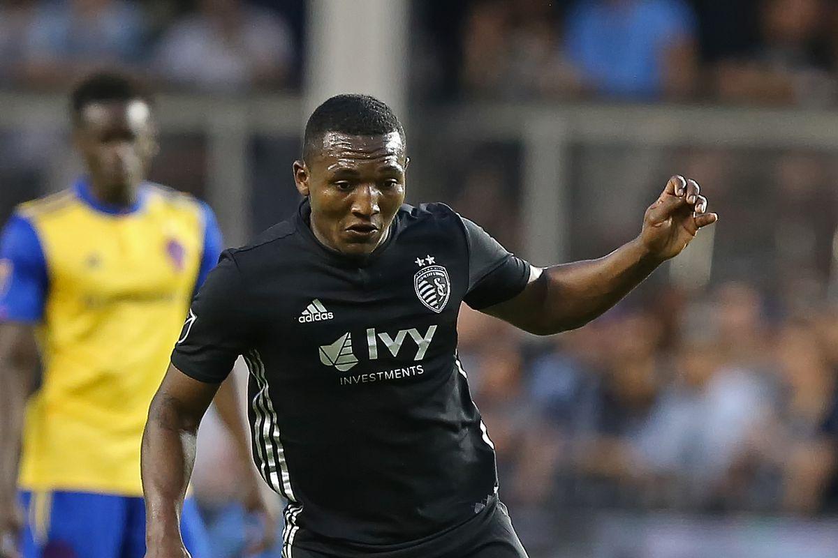 SOCCER: MAY 05 MLS - Colorado Rapids at Sporting Kansas City