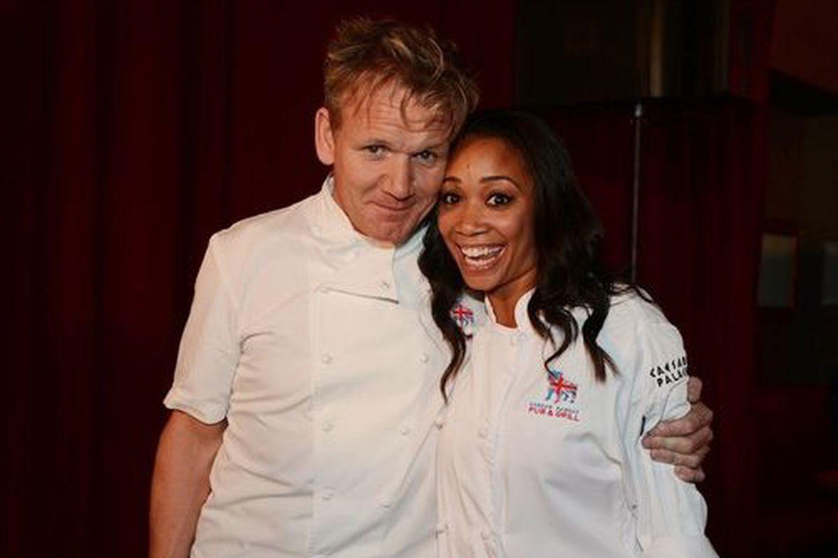 Hell's Kitchen Winner Ja'Nel Witt NOT Taking Job with Gordon ...