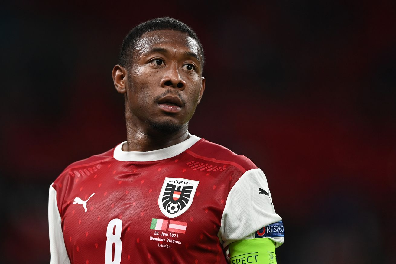 Alaba: ?I had other offers, but I wanted to come to the biggest club in the world?