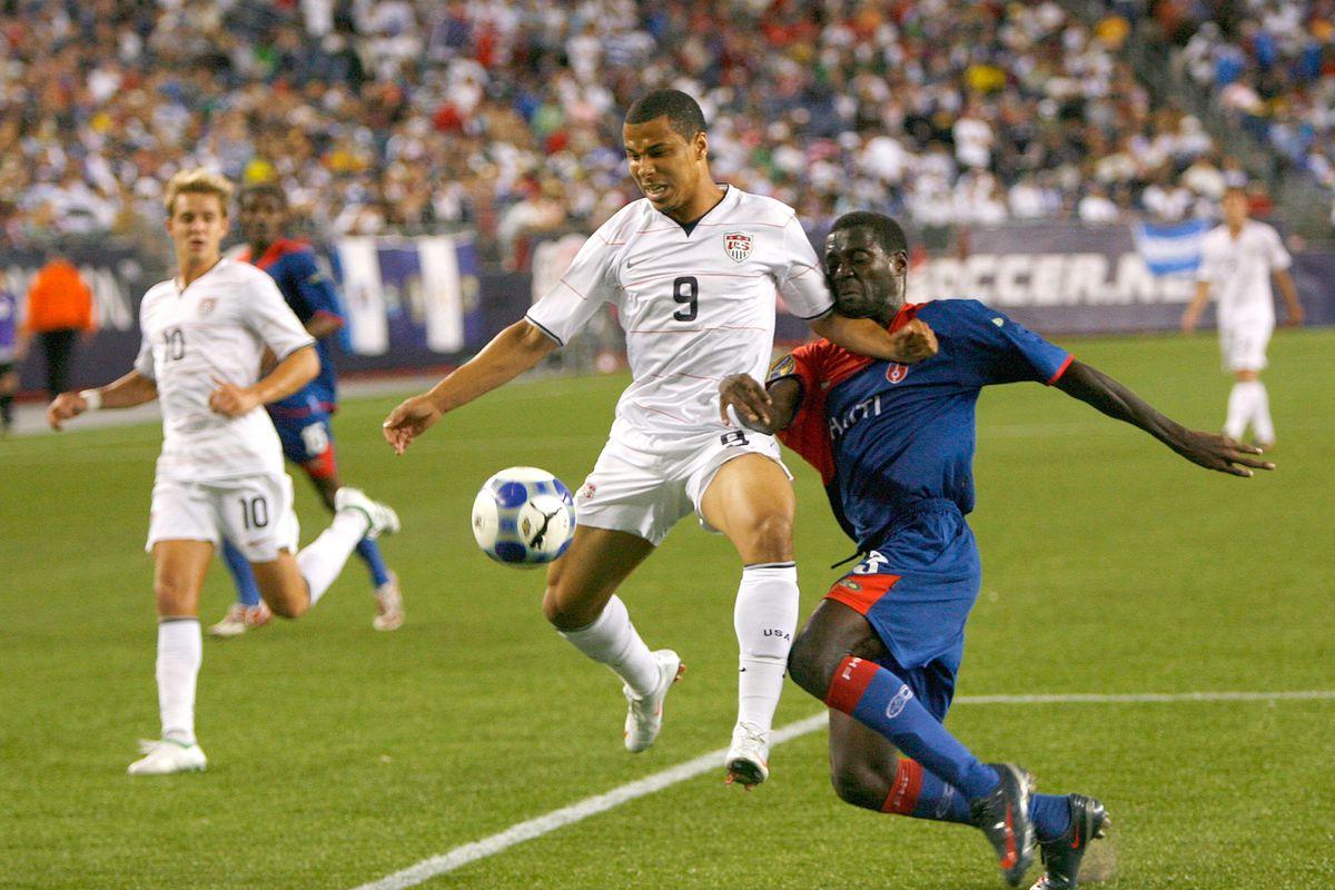 CONCACAF Cup - USA v Haiti