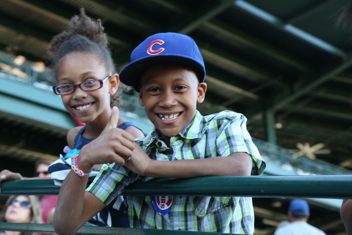 Not every Chicagoan is as happy as this kid. Half of Illinoisans say they'd get out if they could.