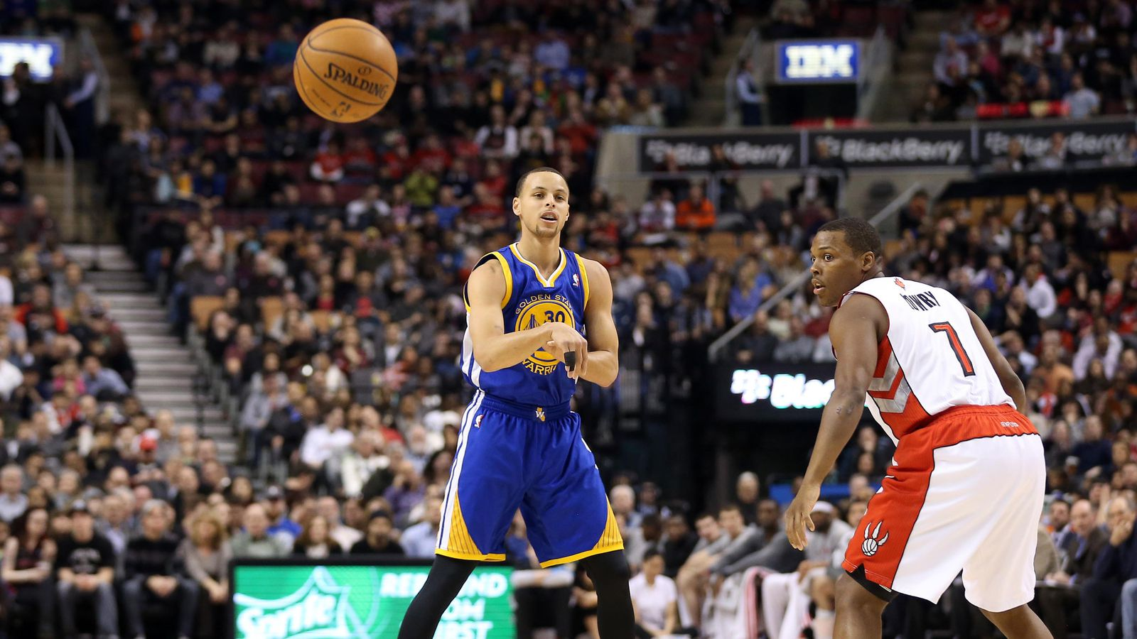 Alex Wong on Stephen Curry's youth games in Toronto