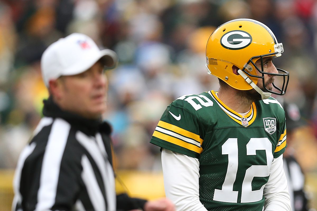 Detroit Lions v Green Bay Packers