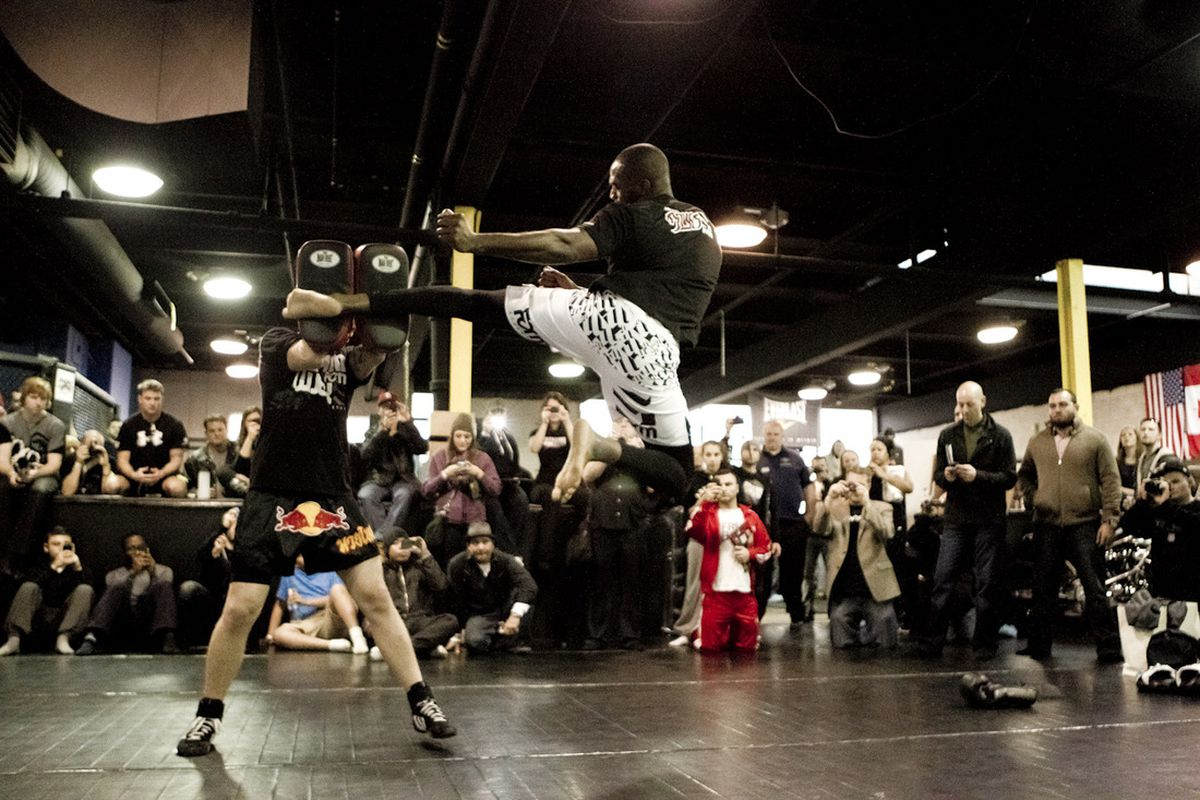 (Photo by Esther Lin via MMA Fighting)