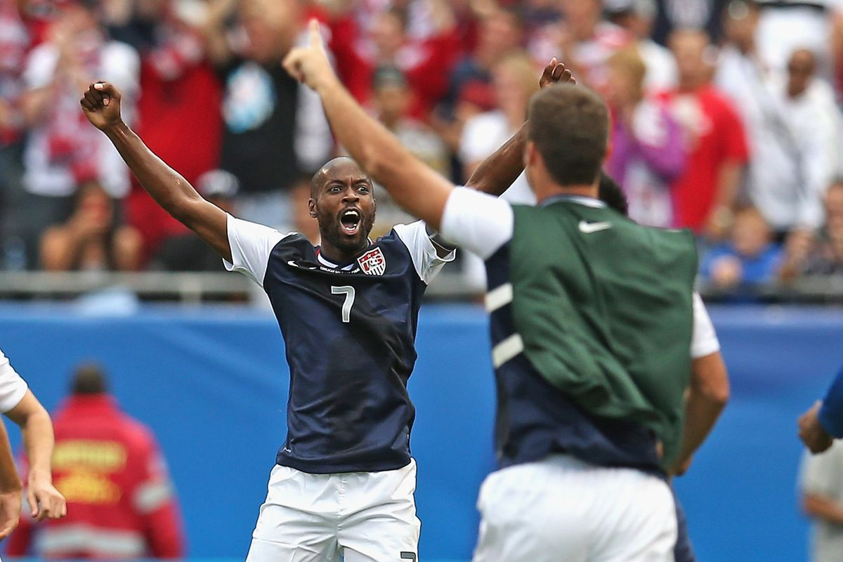 Could USMNT Left Back Demarcus Beasley be headed to Houston Dynamo? Follow with us!