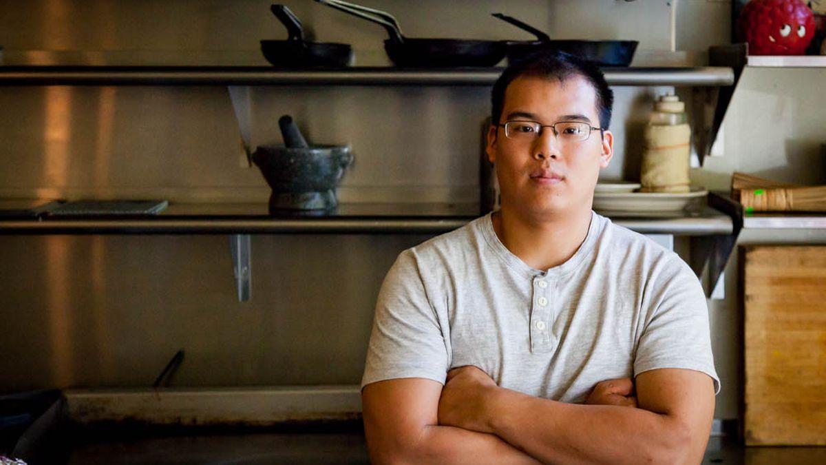 Chef Parnass Lim Savang.