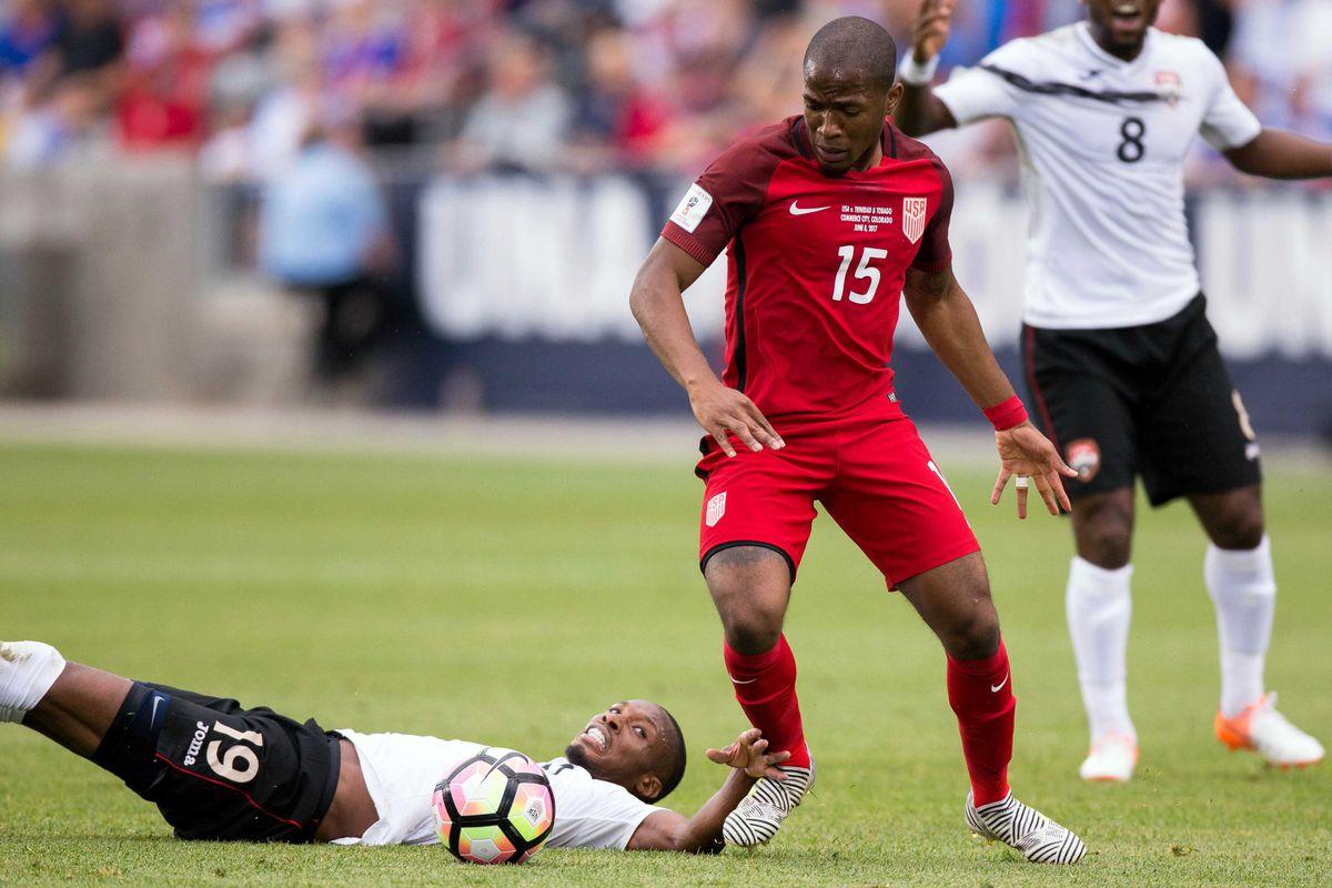 Soccer: FIFA World Cup Qulifier-Trinidad & Tobago at USA