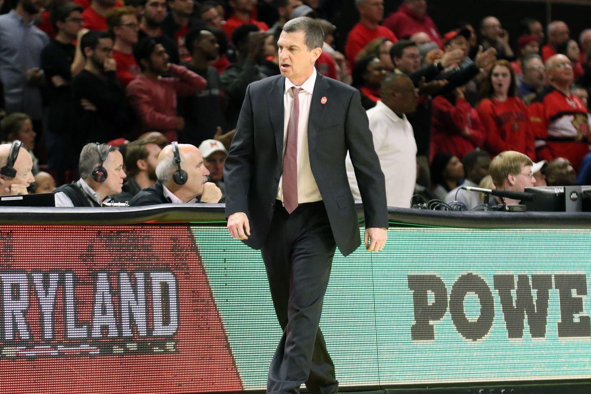 Maryland basketball Mark Turgeon vs Indiana