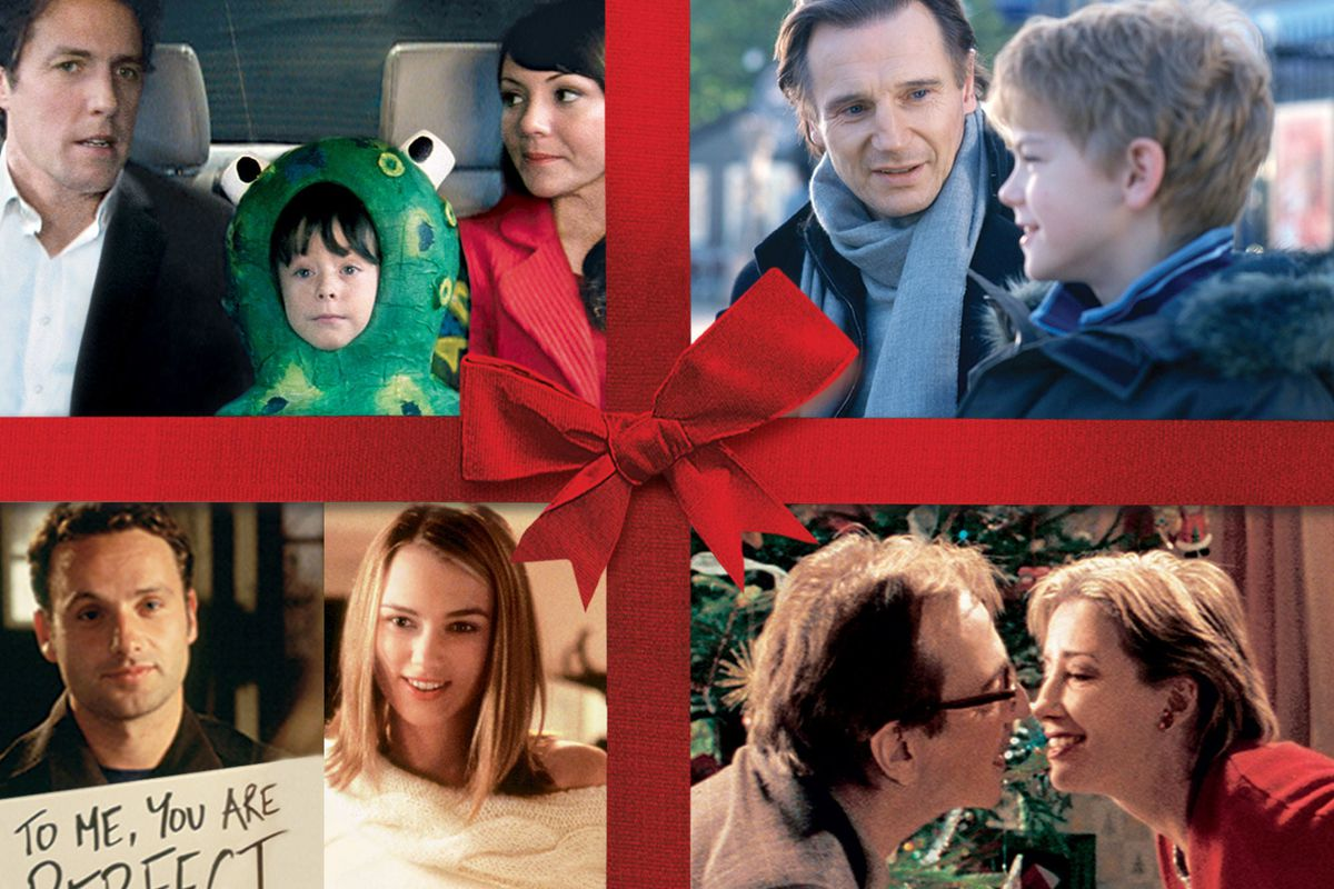 Love Actually (2003). iconic movies