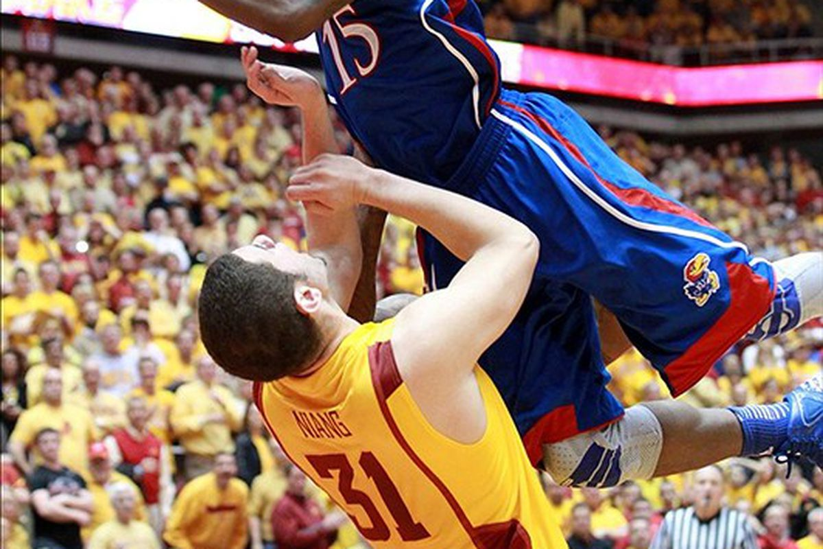 """Georges Niang knows all too well about the """"power"""" of the gold jerseys."""