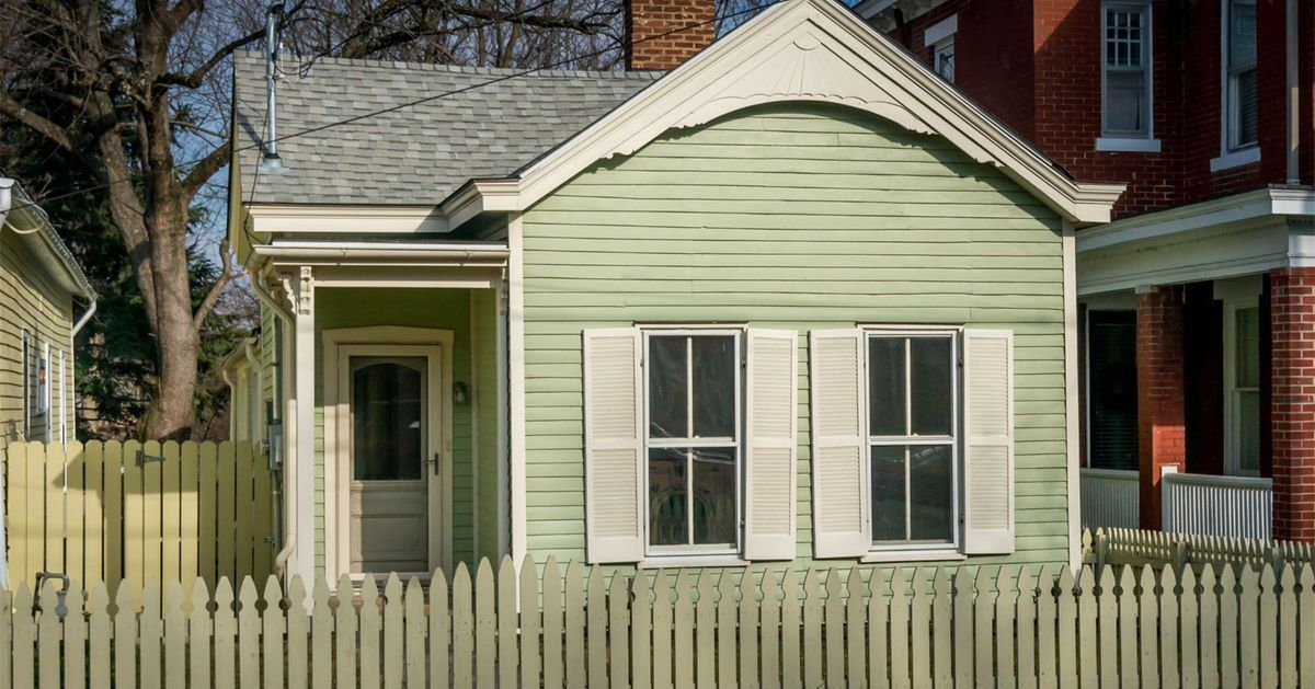 1885 Cottage Waiting To Shine Asks 275k In Kentucky Curbed