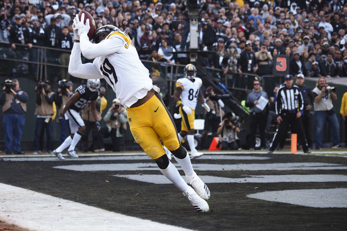 250ad4f747c JuJu Smith-Schuster takes to social media to back Ben Roethlisberger ...