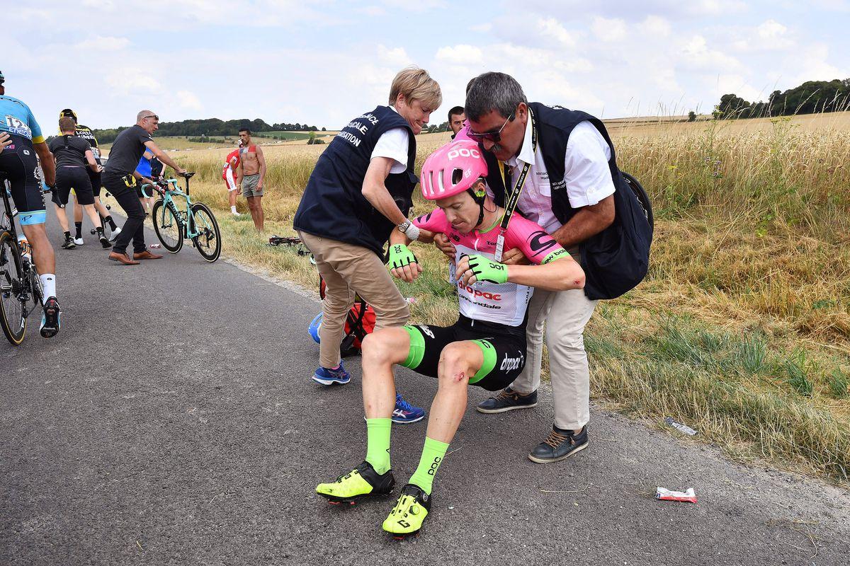 Cycling: 105th Tour de France 2018 / Stage 8