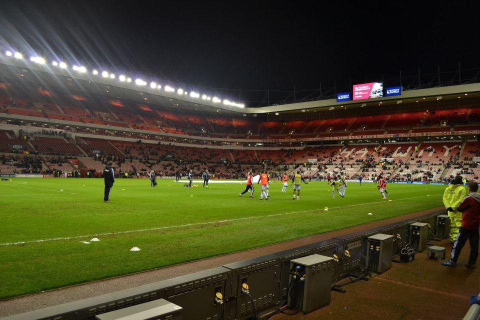 Stadium of Light - Sunderland AFC