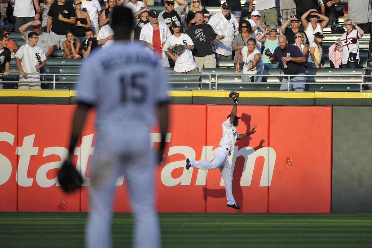 Oswaldo Arcia came THAT close to tying the game in the 9th inning.