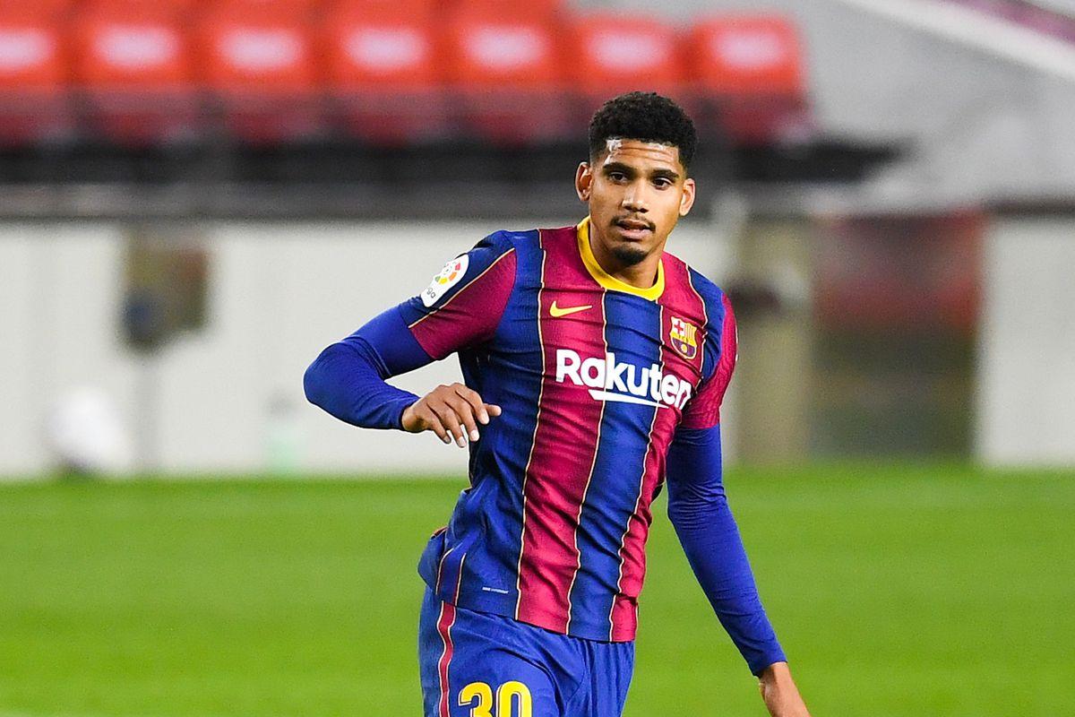 Ronald Araujo not expected to return for Barcelona vs Osasuna - Barca  Blaugranes