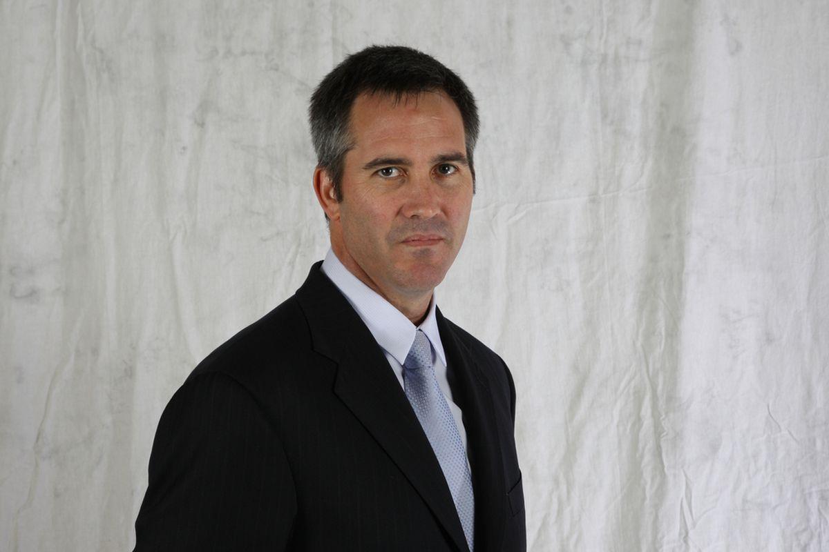Randy Bernard (Photo: Indy Racing League)
