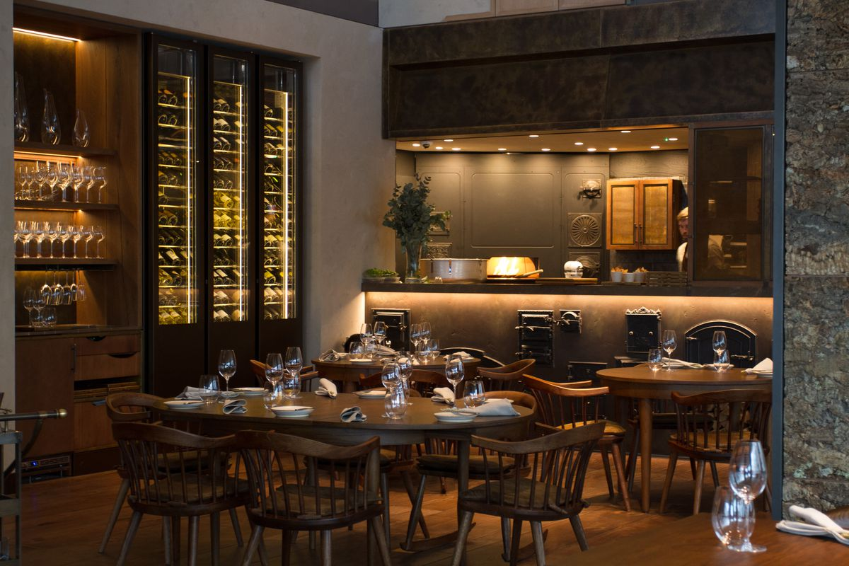 A First Look At Ollie Dabbous Michelin Star Menu At Hide