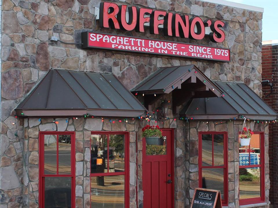 Outside Ruffino's [Photo: Facebook]