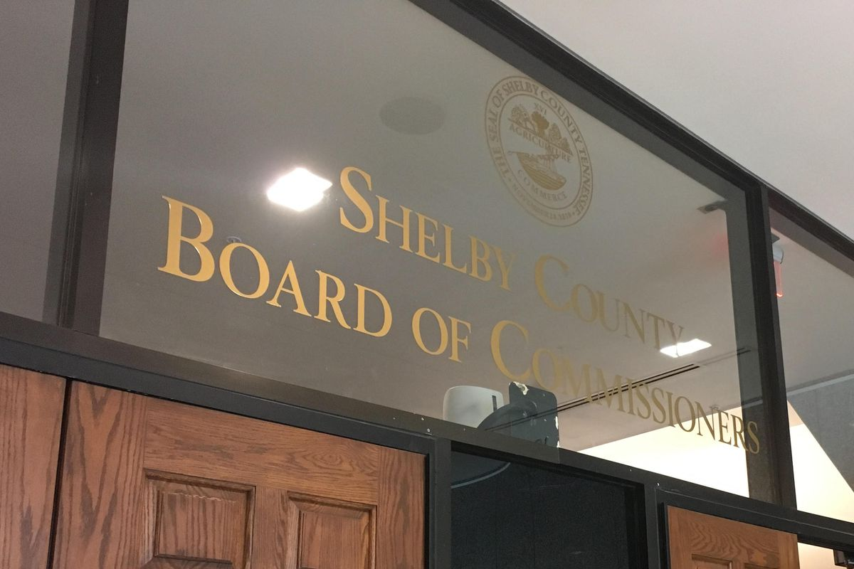 The Shelby County Board of Commissioners is the governing body that holds the purse strings for Shelby County Schools.