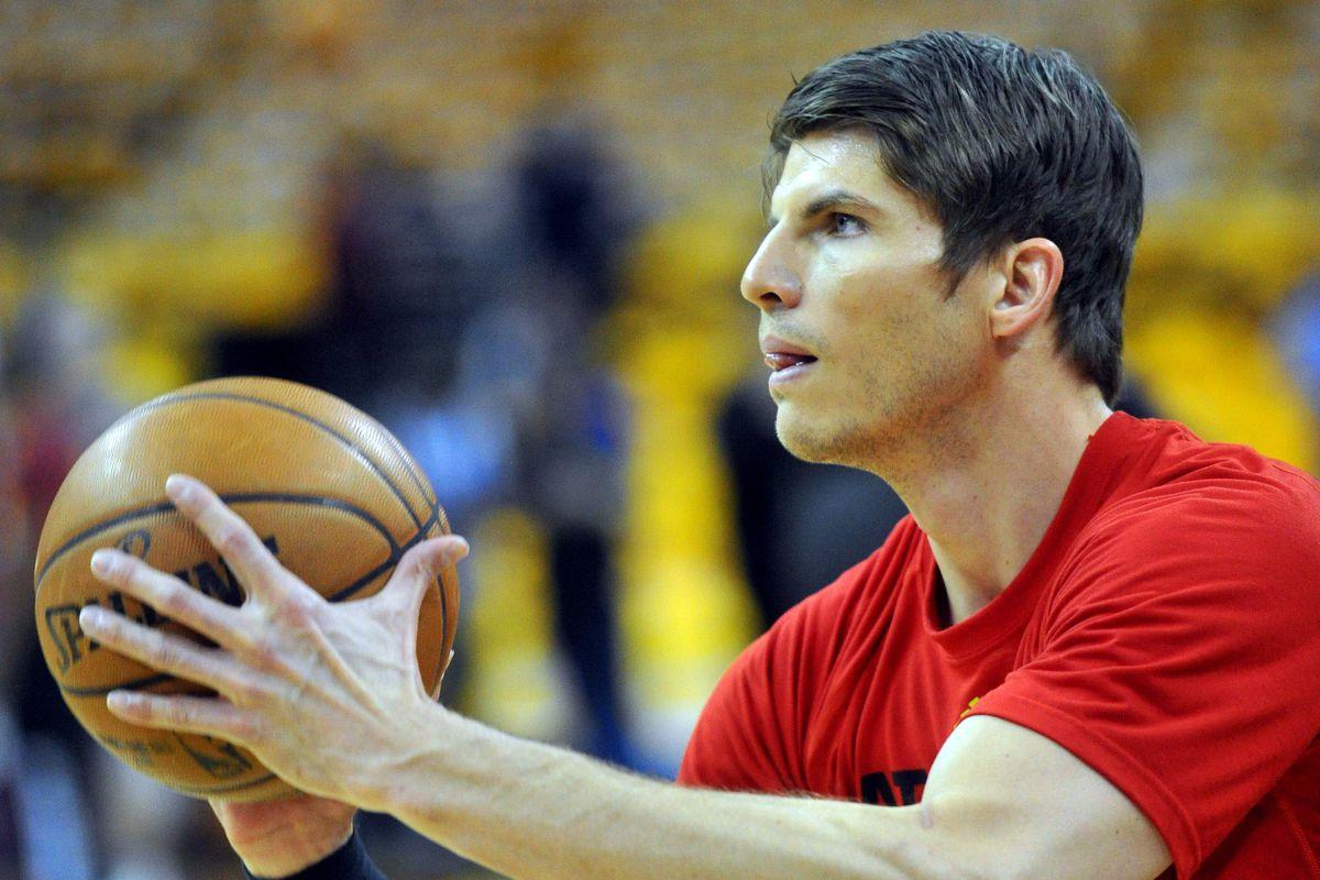 NBA: Playoffs-Atlanta Hawks at Cleveland Cavaliers