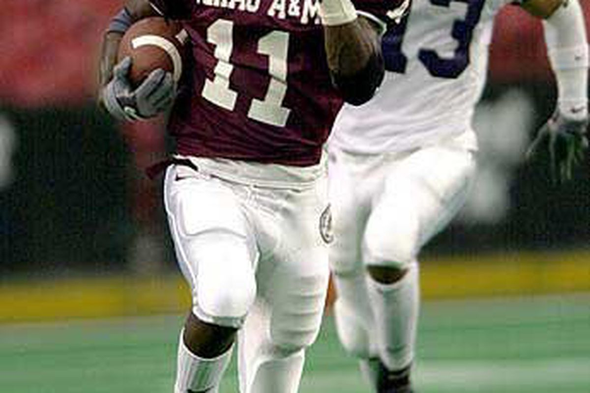 Has A&M been running from TCU?  Or are they just always a few steps ahead?