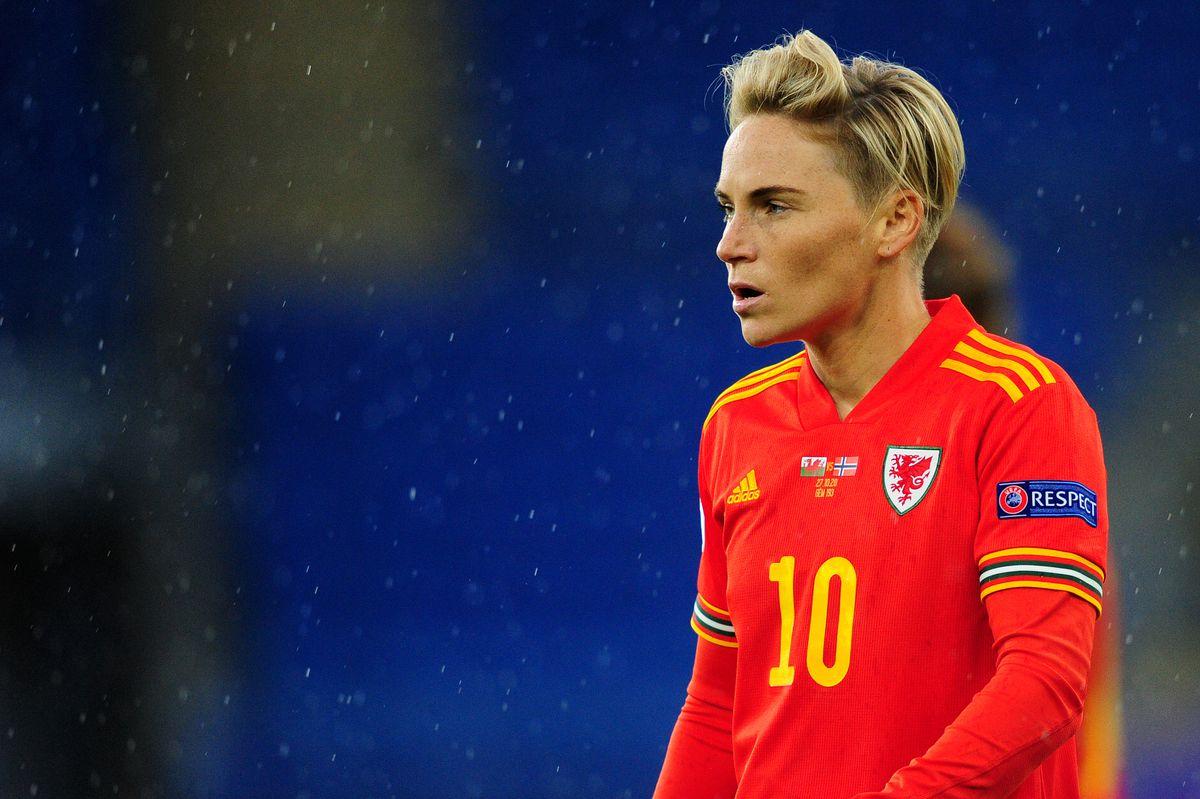 Wales Women v Norway Women - UEFA Women EURO 2022 Qualifier