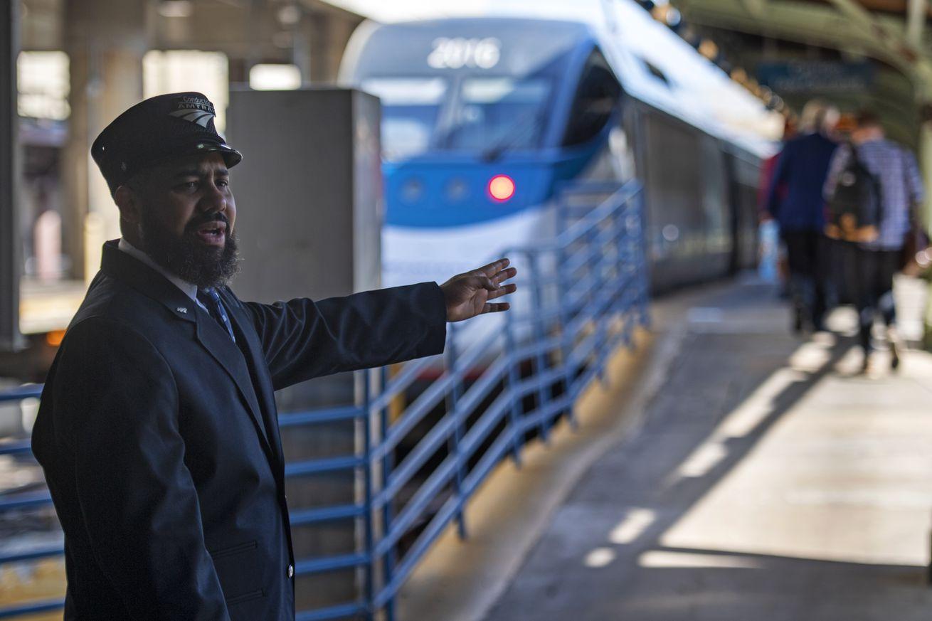 Amtrak Makes Boarding Process Easier