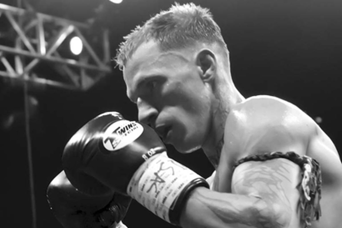 Back To His Old Self Lion Fights Kevin Ross Interview Exclusive