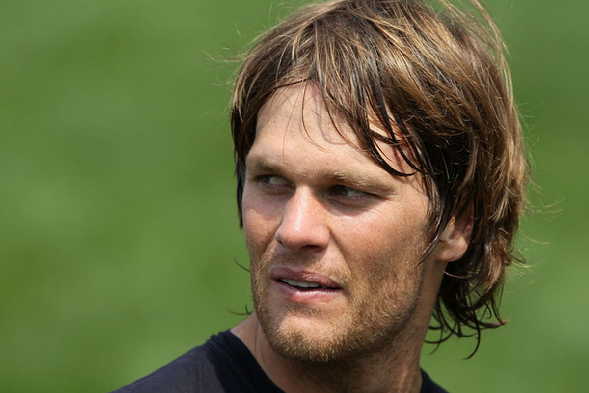 <em>Tom Brady will never stop looking over his shoulder; never stop trying to be the best</em>.