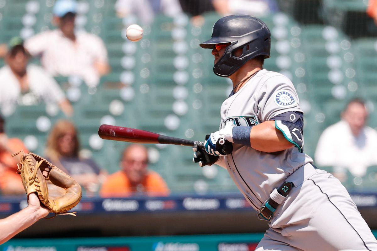 MLB: Seattle Mariners at Detroit Tigers