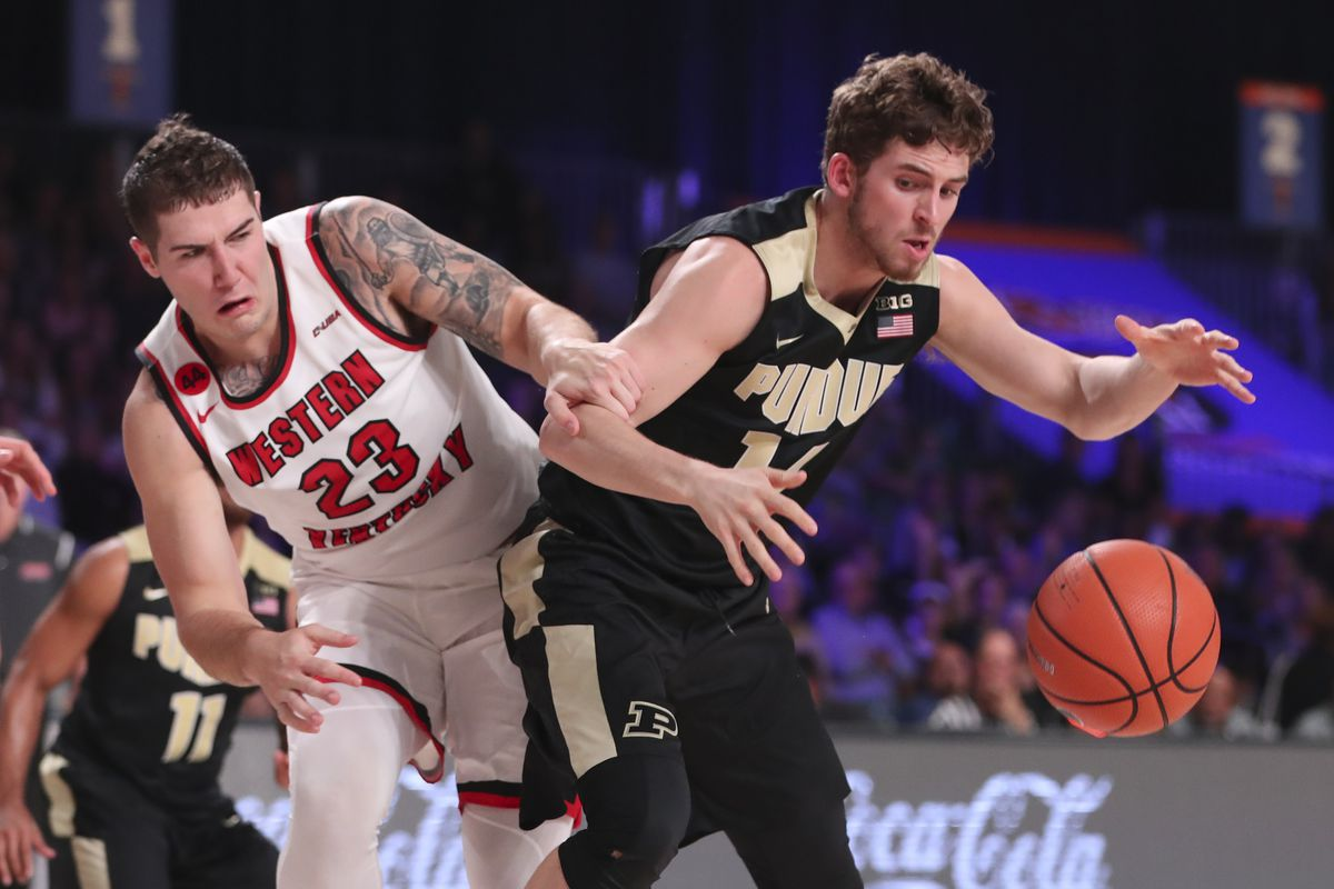 NCAA Basketball: Battle 4 Atlantis-Western Kentucky vs Purdue