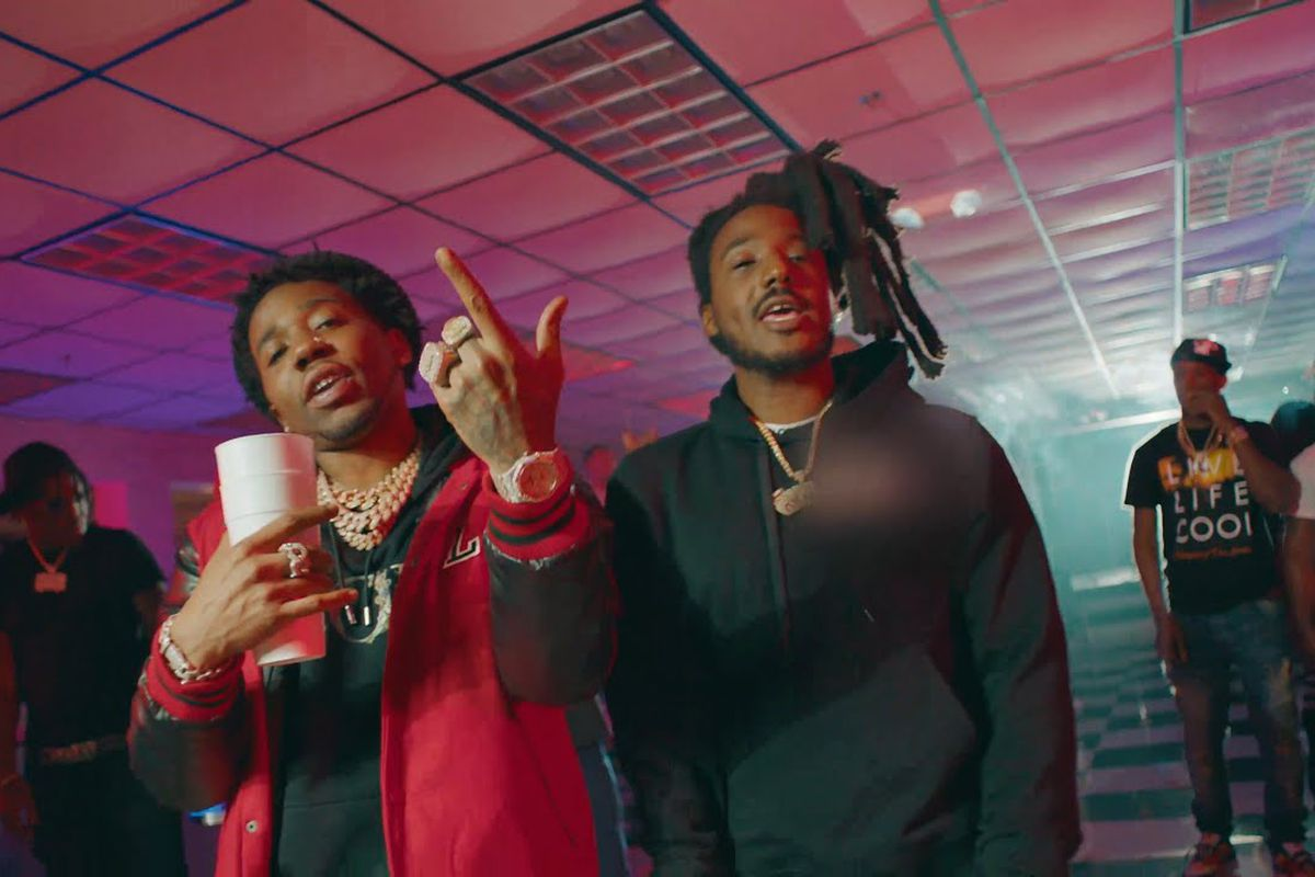 YFN Lucci and Mozzy