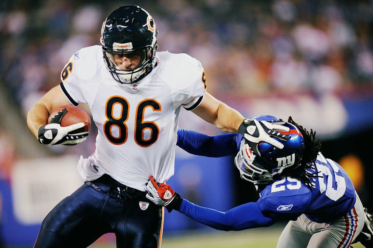 Is Kyle Adams #86 on the Bears Bubble?