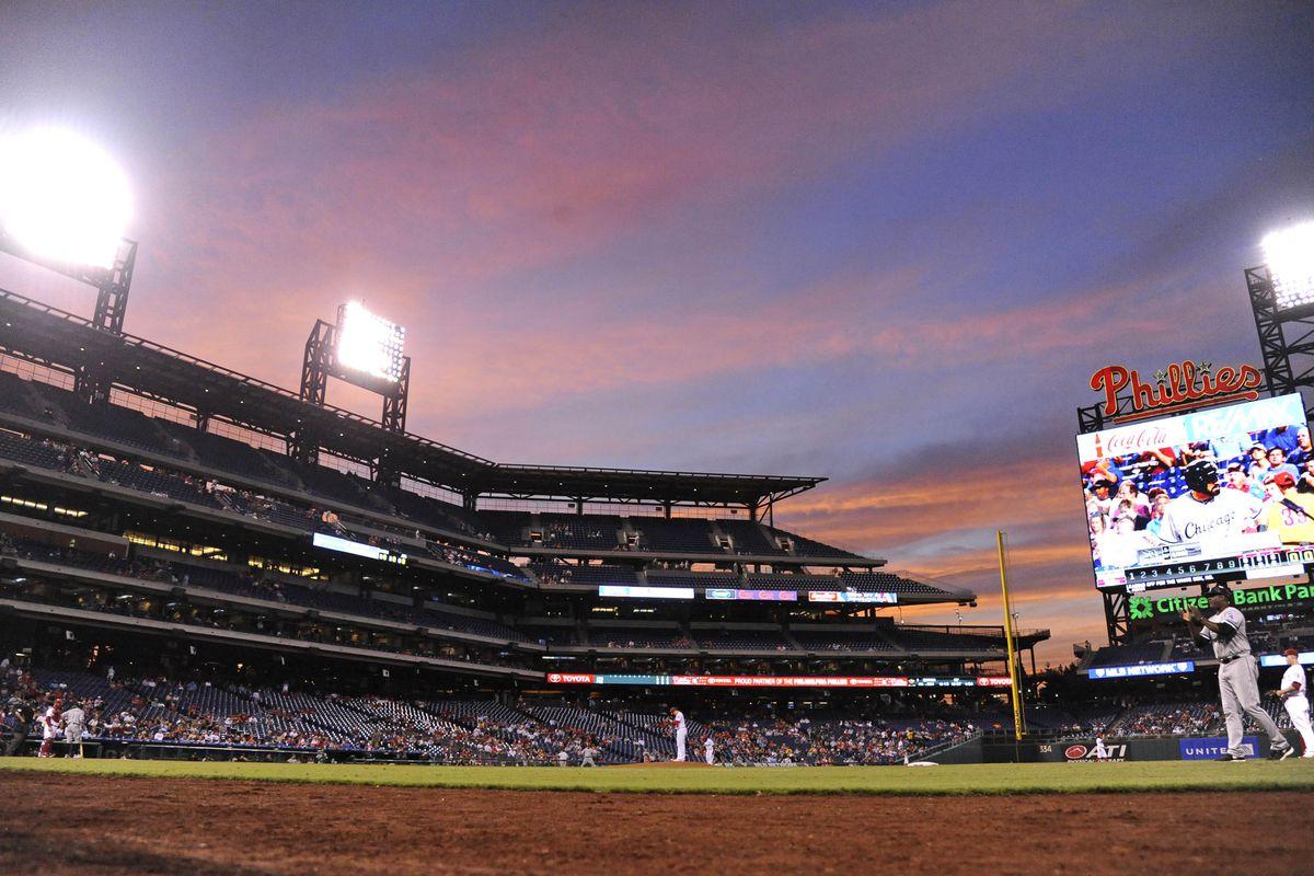 MLB: Chicago White Sox at Philadelphia Phillies