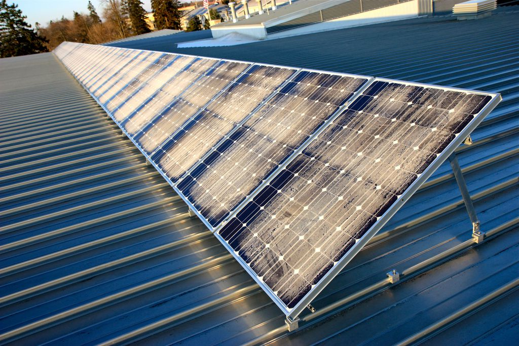 Rooftop solar is growing so fast that electric utilites are