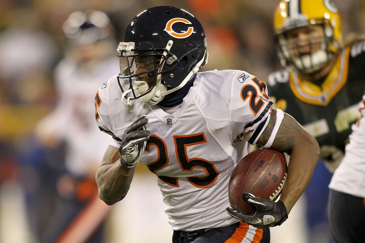Is Armando Allen #25 of the Chicago Bears on the roster bubble?