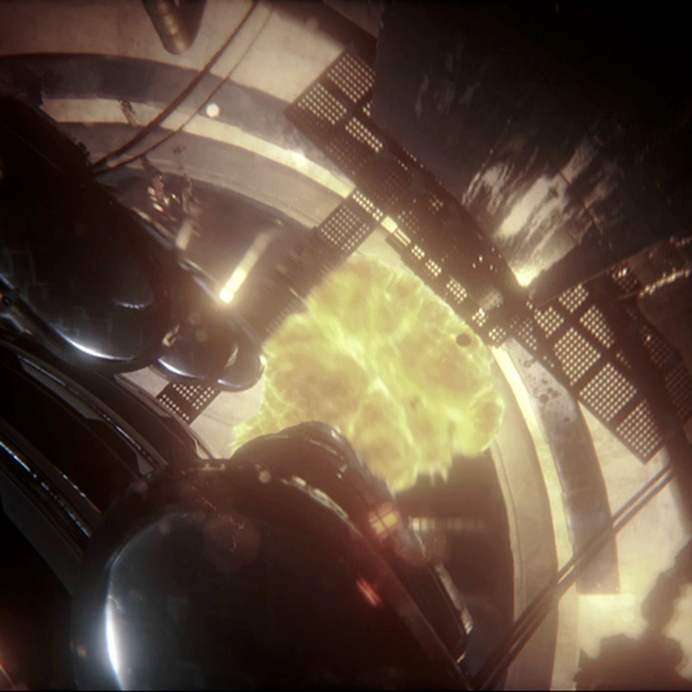 Epic explains explosion from Unreal Engine 4 'Infiltrator' demo