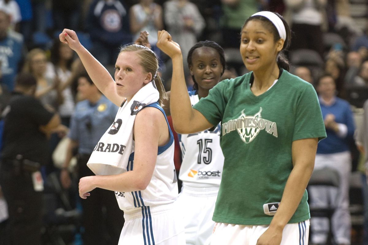 The Lynx host the Shock today.