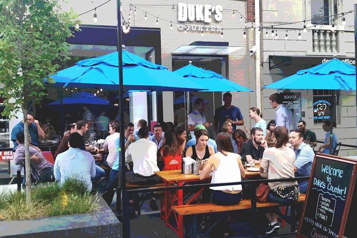Duke's Counter