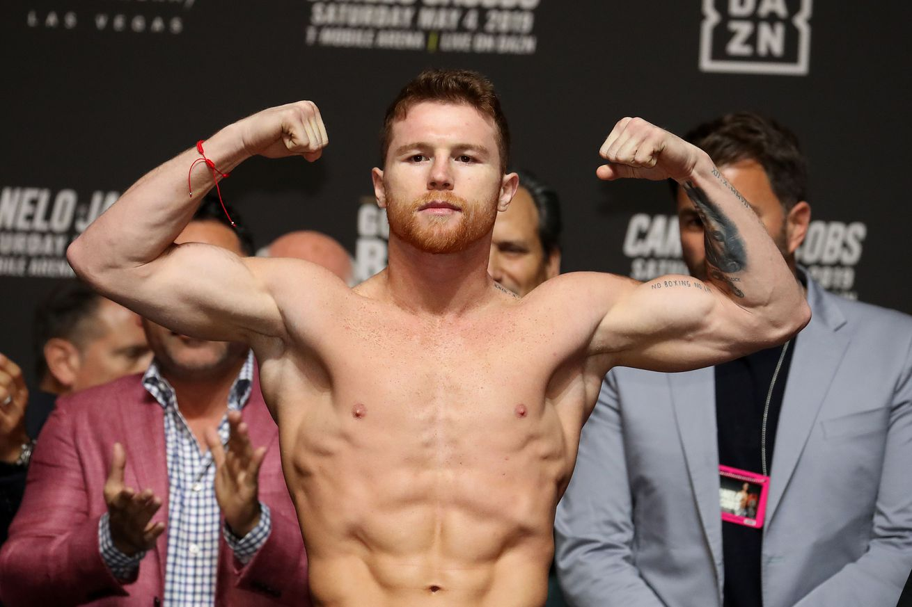 1146781680.jpg.0 - Canelo-Jacobs second-day weigh-in results being kept secret, apparently