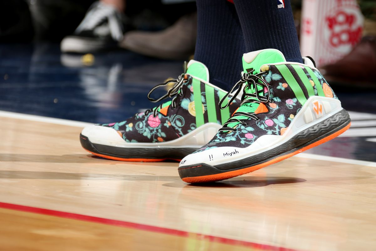 John Wall Shoes Adidas