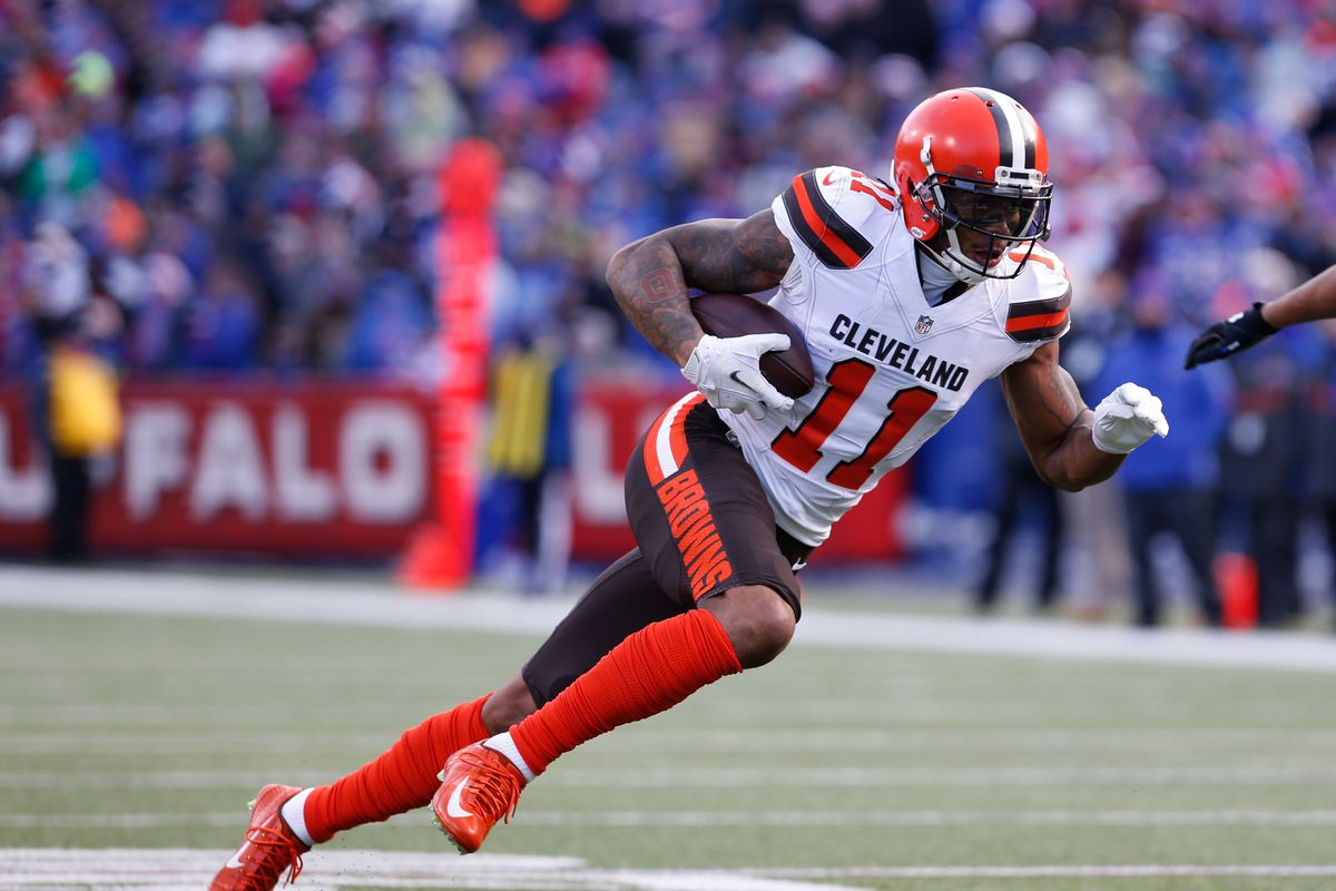 Terrelle Pryor doesn't get franchise tag, but Browns are still ...
