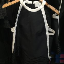 3.1 Phillip Lim sleeveless blouse, $270 (from $450)
