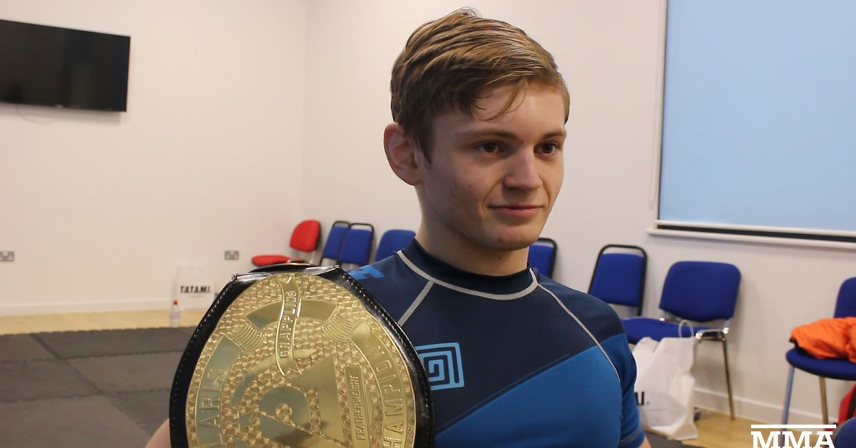 Teenage jiu-jitsu sensation Nicky Ryan on his Polaris title win over Masakazu Imanari